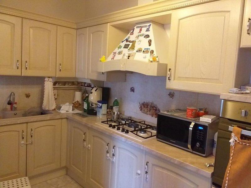 Villetta singola indipendente, holiday rental in Montelepre