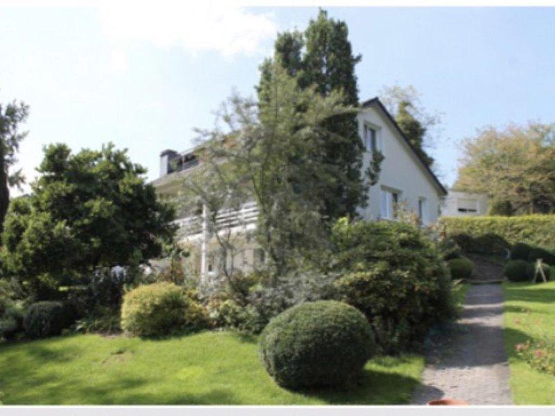 Ferienwohnung im Grünen, alquiler de vacaciones en Bettingen
