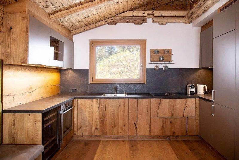 Traum-Chalet-Hochrindl-Alm-Sauna im Garten, Schifahren, Wandern, holiday rental in Sirnitz-Sonnseite