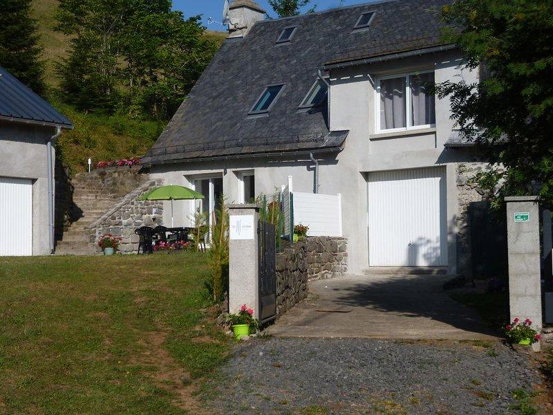 GITE LES RUISSEAUX - 5 personnes, holiday rental in La Godivelle