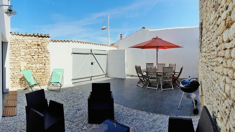Maison Chéray - St Georges d'Oléron - 3 chambres - 8 pers - 10 mn de la plage, holiday rental in Ile d'Oleron