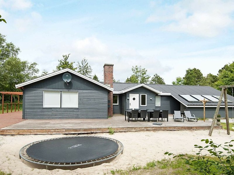 Picturesque Holiday Home in Rømø With Sauna, location de vacances à Toender