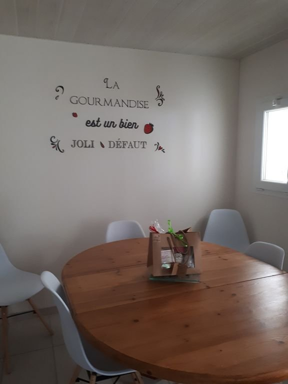 Cozinha-sala de jantar