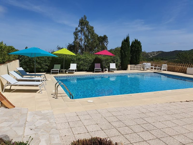 AU CHATEAU D'O LE CHATELET, holiday rental in Ille-sur-Tet