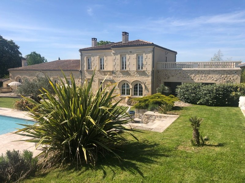 PROPRIETE AU COEUR DES VIGNES, holiday rental in Noaillan
