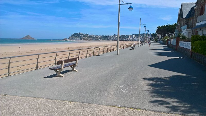 La Bretagne à la plage, petit duplex sympa ..., holiday rental in Morieux