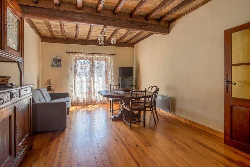 Appartement indépendant pour 4 a 5 personnes, en centre ville et tres calme., vacation rental in Mirepoix
