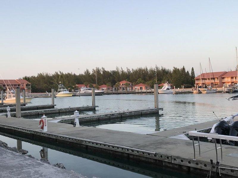 Bimini Cove Resort and Marina, located at South Bimini, Bahamas., casa vacanza a Alice Town