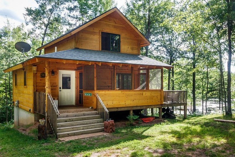 Birch Cove Cabin: the perfect location for a quiet, secluded getaway., location de vacances à Springbrook