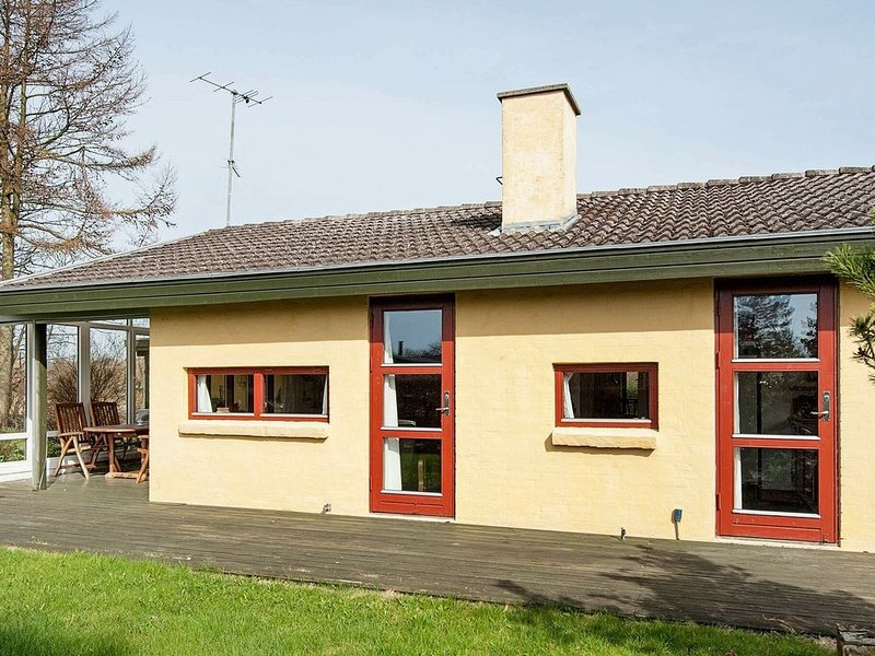 Peaceful Holiday Home in Børkop near Sea, vacation rental in Skive