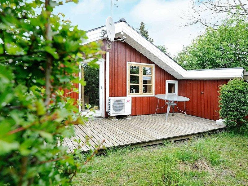 Pretty Cottage in Hemmet near Sea, Ferienwohnung in Noerre Nebel