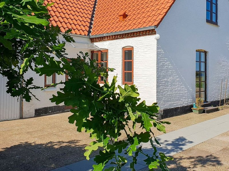 Delightful Holiday Home in Broager with Terrace, vacation rental in Egernsund