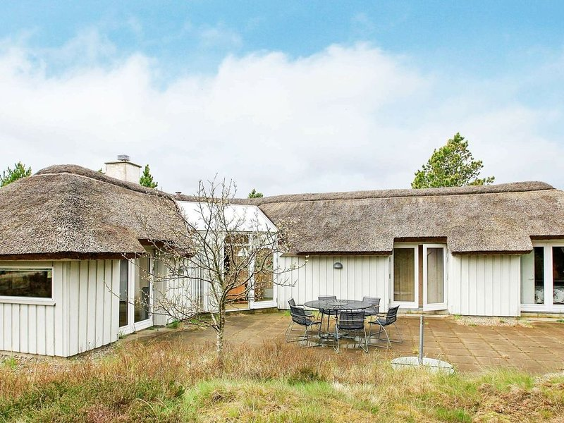 Rustic Holiday Home in Fjerritslev Jutland With Sauna, Ferienwohnung in Fjerritslev