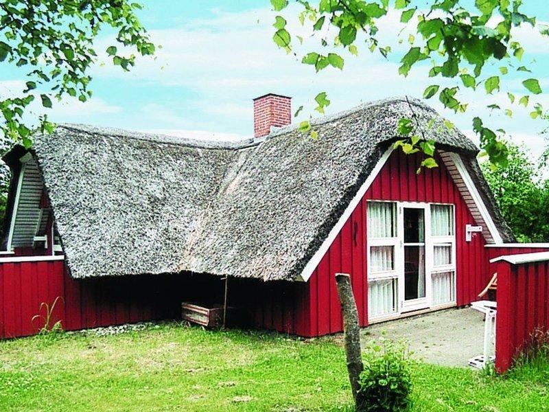 Peaceful Holiday Home in Norre Nebe Jutland With Garden, Ferienwohnung in Noerre Nebel
