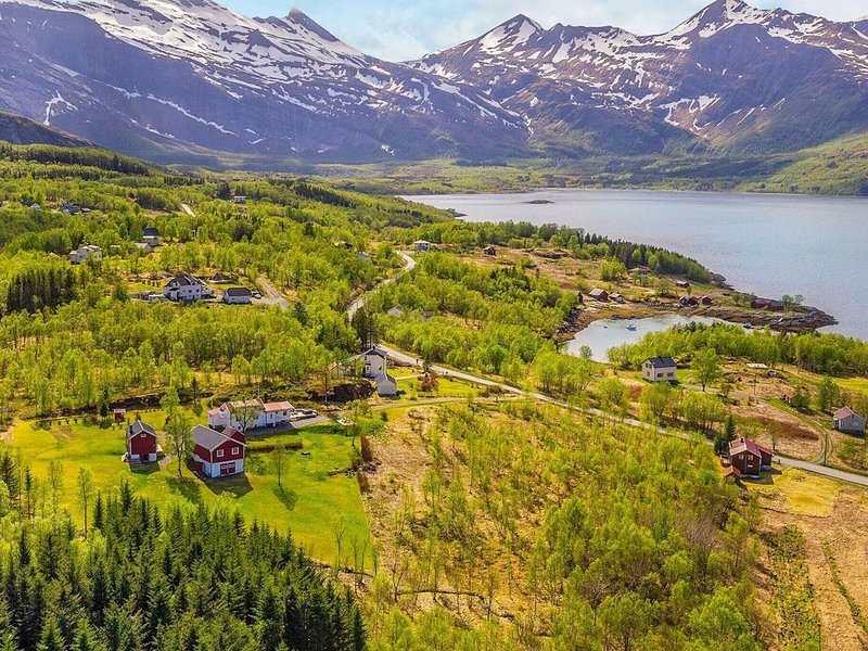 4 star holiday home in Inndyr, alquiler de vacaciones en Norte de Noruega