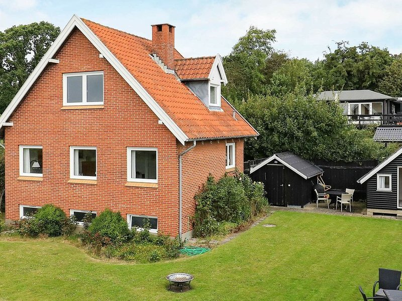 Gorgeous Holiday Home in Ebberup Near Sea, vacation rental in Funen and Islands