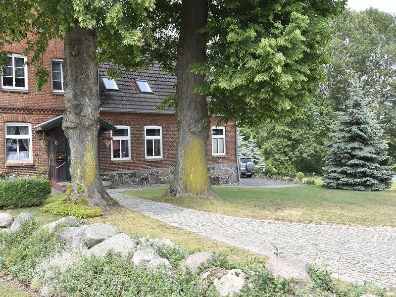 Beautiful Apartment in Gerdshagen with Barbecue, casa vacanza a Goldberg