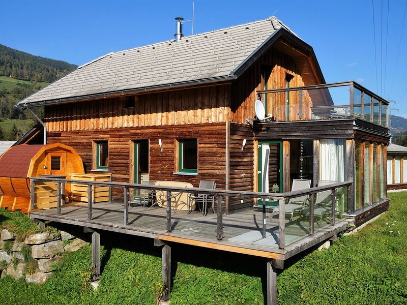 Spacious Holiday Home in Styria near Kreischberg Ski Area, location de vacances à St. Lambrecht