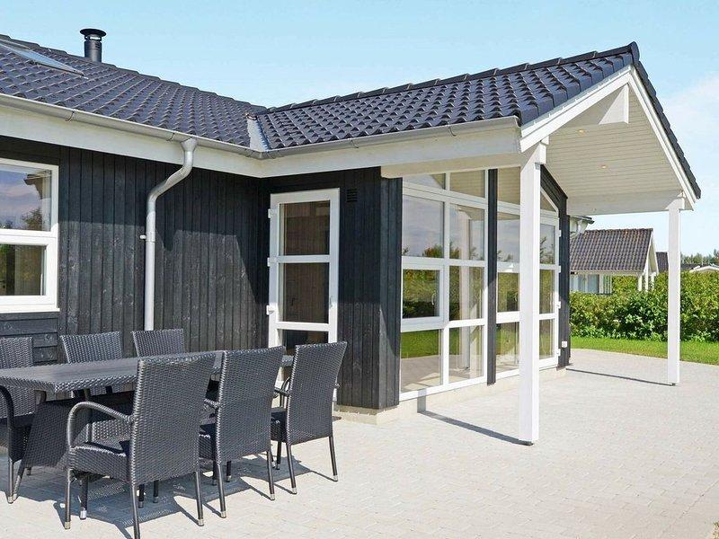 Modern Holiday Home  in Hemmet with Sauna, Ferienwohnung in Noerre Nebel