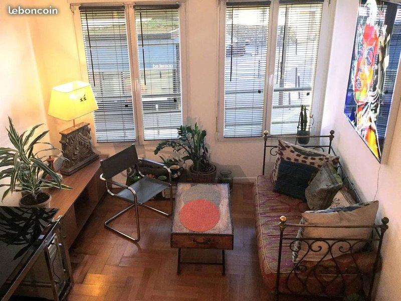 Appartement d'artiste au cœur du 20ème, vacation rental in Bagnolet