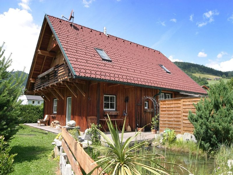 Beautiful Chalet with Infrared Sauna in Stadi an de Mur, holiday rental in Stadl-Predlitz