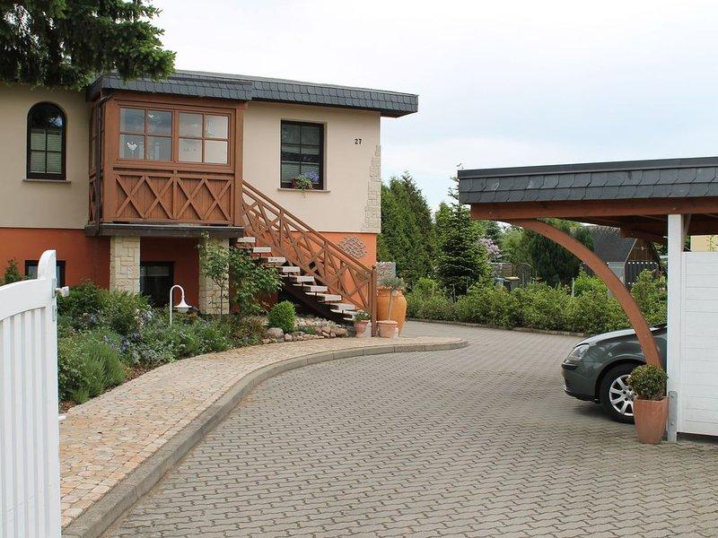Lovely Apartment in Schwaan with Sauna, casa vacanza a Muhl Rosin