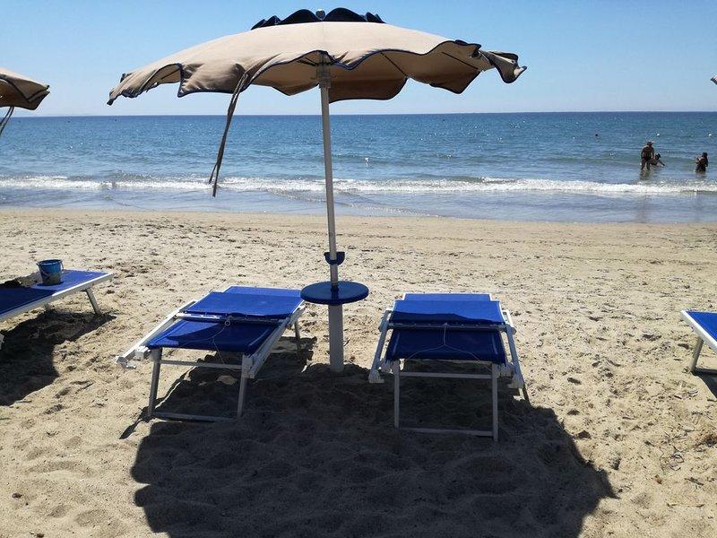 Trilocale a pochi passi dalla splendida spiaggia del golfo di Follonica, holiday rental in Riotorto