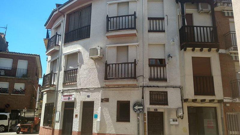 La casa de la Calzailla, holiday rental in Villanueva de la Vera