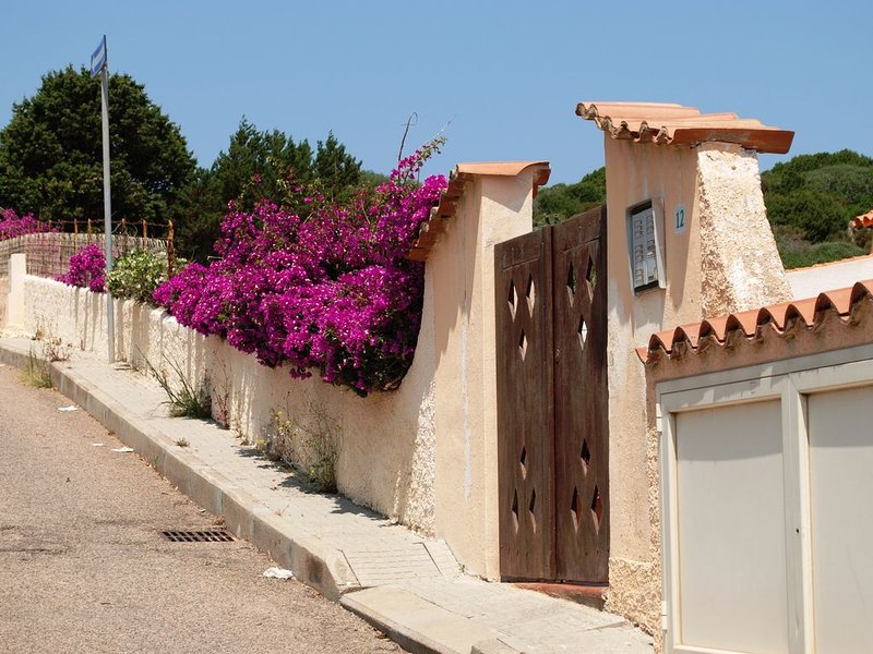 BILOCALE CENTRALISSIMO NELLA SPLENDIDA SANTA TERESA, holiday rental in Capo Testa