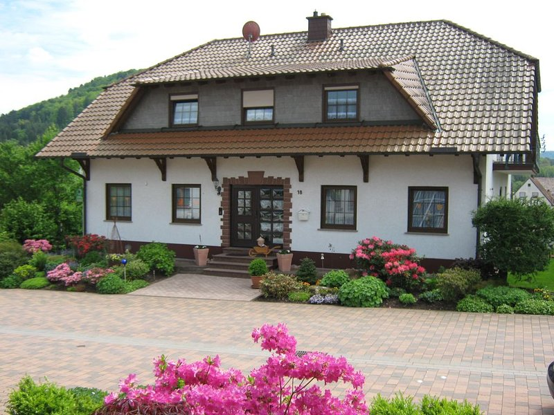 Schöne Freizeitangebote, großes Wander-und Radwegenetz, location de vacances à Rodalben