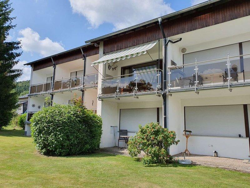 Herzlich Willkommen im Wohnstübchen Willingen!, location de vacances à Schwalefeld