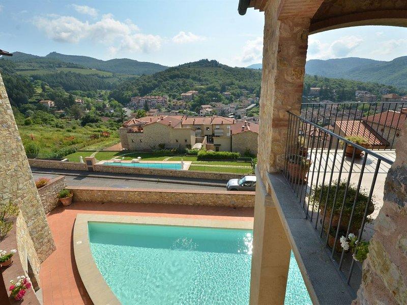 Terrazza Alta, Borgo Gaiole, Gaiole in Chianti, Siena and Chianti, alquiler de vacaciones en Gaiole in Chianti