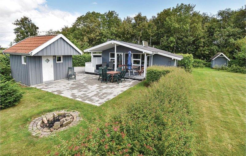 4 Zimmer Unterkunft in Assens, alquiler vacacional en Helnaes