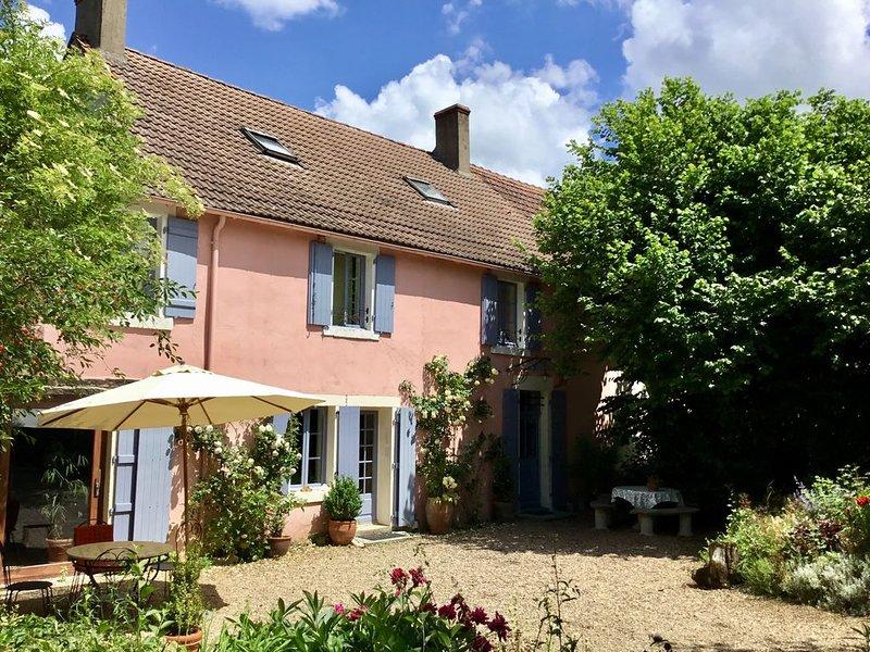 Sfeervol en landelijk, location de vacances à Ambrault