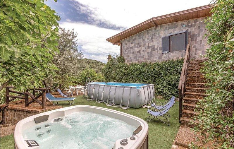 2 Zimmer Unterkunft in Casola di Napoli, vakantiewoning in Gragnano