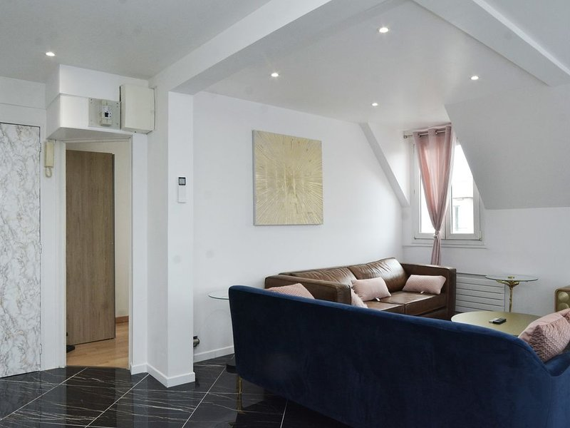 Appartement pour 6 personnes#Porte de Versailles, aluguéis de temporada em Malakoff