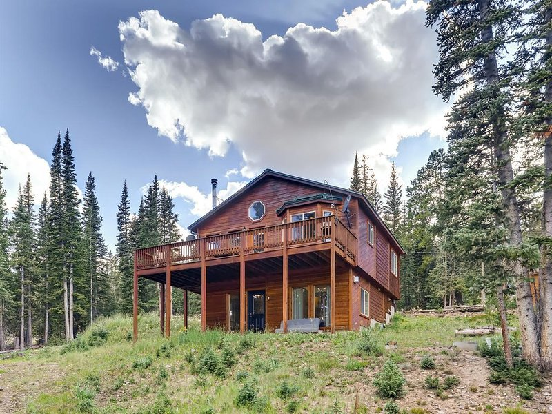 Family Friendly 3 bedroom home just South of Breckenridge, holiday rental in Fairplay