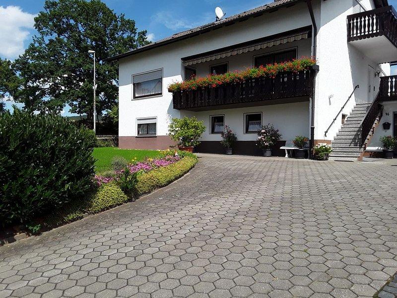 Ferienwohnung in der fränkischen Toscana bei Bamberg, aluguéis de temporada em Franconia
