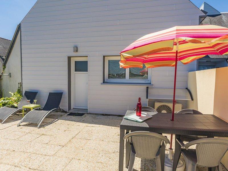 Petite maison au calme proche plages, location de vacances à Penmarch