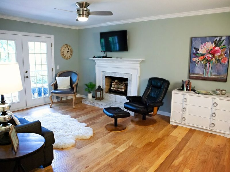 30 day, fully furnished rental, includes all utilities., casa vacanza a Leiper's Fork
