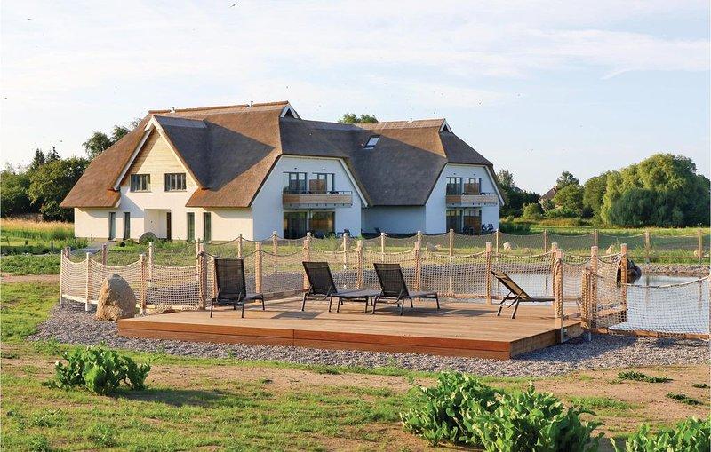 1 Zimmer Unterkunft in Putbus/Rügen, location de vacances à Garz