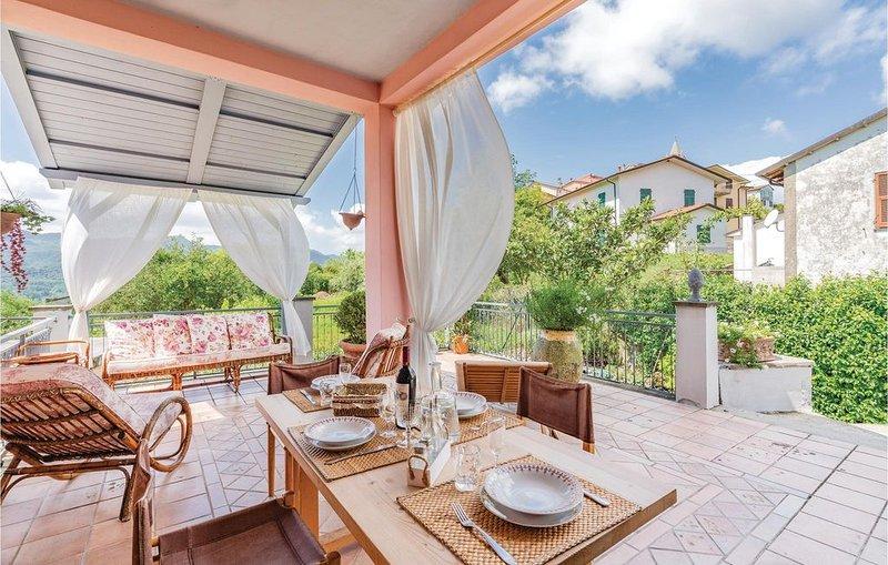 3 Zimmer Unterkunft in Ceserano, vacation rental in Ponzanello