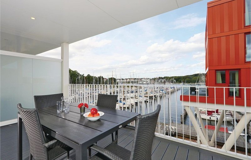 1 Zimmer Unterkunft in Travemünde Waterfront, vacation rental in Travemuende