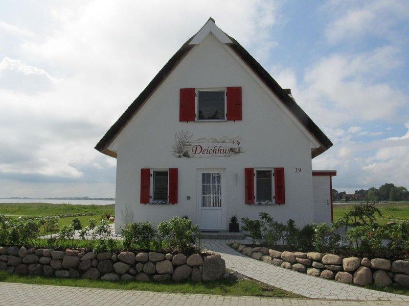 Deichhus Rügen Breege, holiday rental in Neuenkirchen