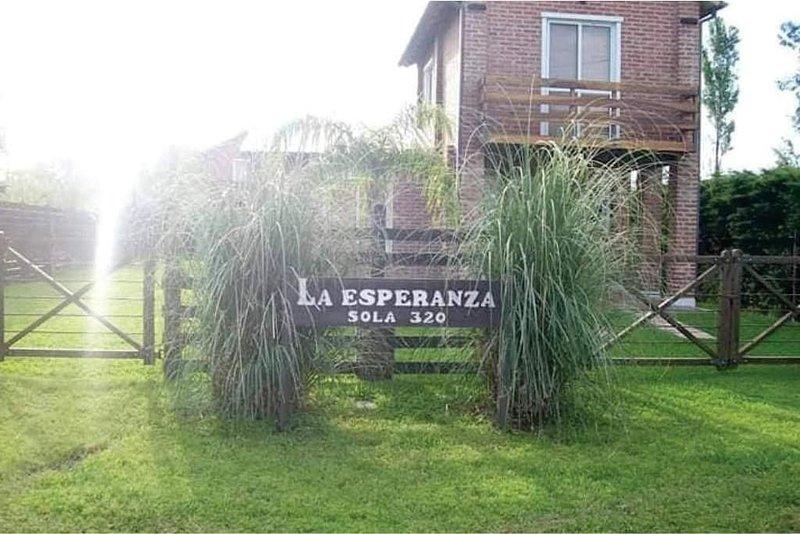 Cabaña 'La esperanza', location de vacances à Fray Bentos