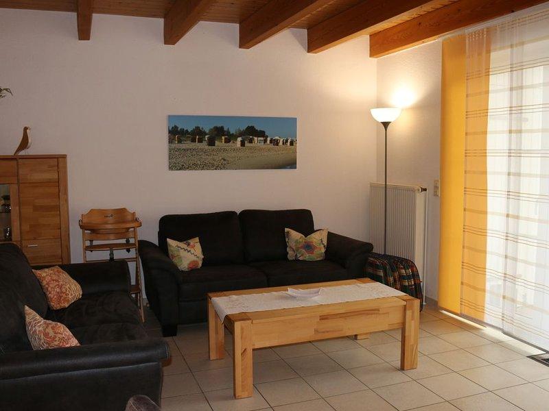 Reiheneckhaus 'Bonenkamp' mit 2 Schlafzimmer für bis zu 4 Personen, holiday rental in Hooksiel