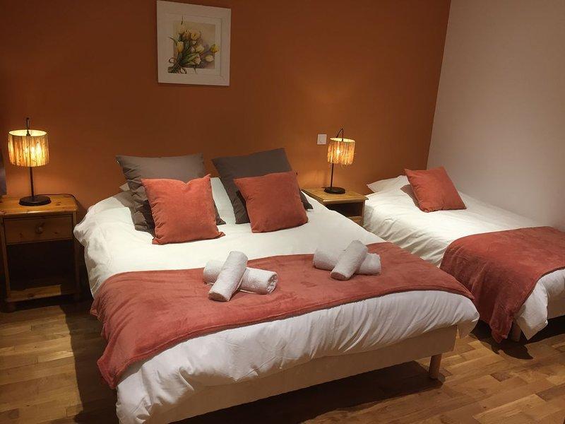 Gîte  de La Bergerie et son SPA, vacation rental in Sainte-Colombe-sur-Loing