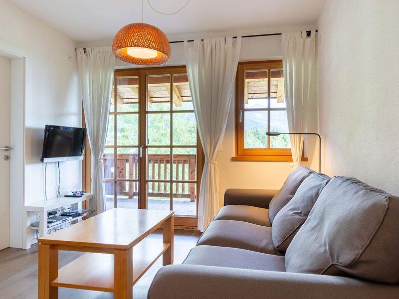 Modern Apartment near Ski Area in Mittersill, location de vacances à Hollersbach im Pinzgau