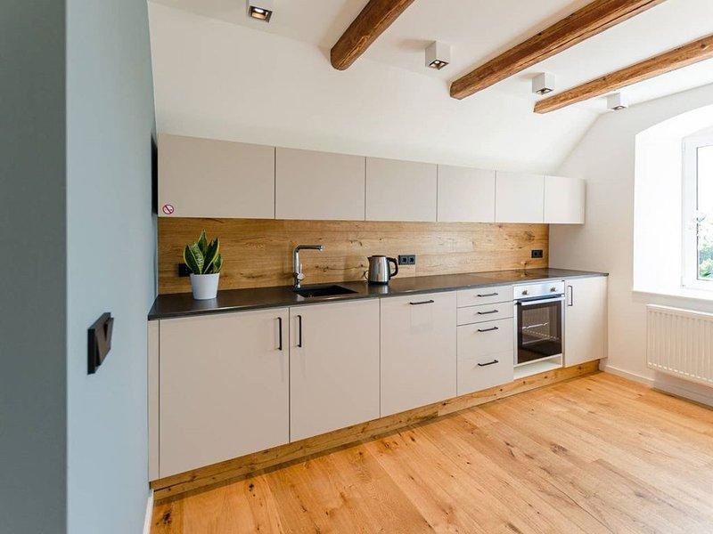 gemütliches Appartement im Dachgeschoss, holiday rental in Hartha