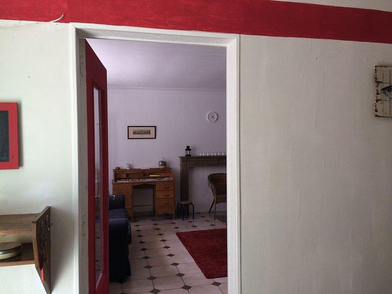 Maison au calme à la campagne à 20 minutes de la mer., location de vacances à Saint-Michel-de-la-Pierre